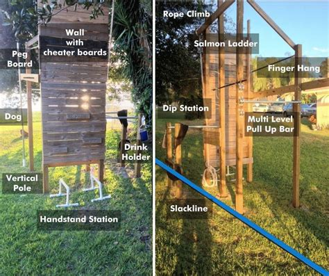 backyard warrior course best 25 american warrior ideas on