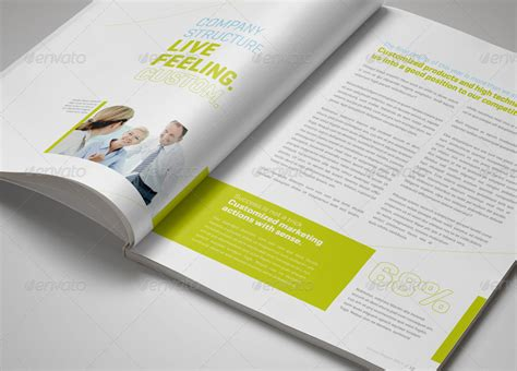 document layout design ideas annual report xcross a4 and us letter size by egotype