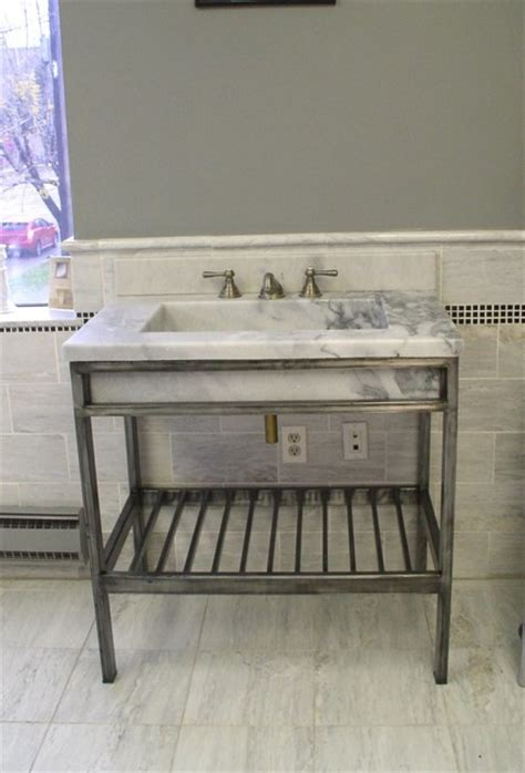 Wrought Iron Bathroom Vanity Vanities Wrought Iron And Eclectic Bathroom Vanities And Sink Consoles Cleveland
