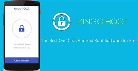 kingo root android top 6 rooting apps to root android without pc computer 2018