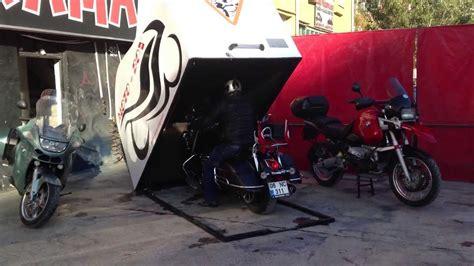 motosikletimin garaji youtube