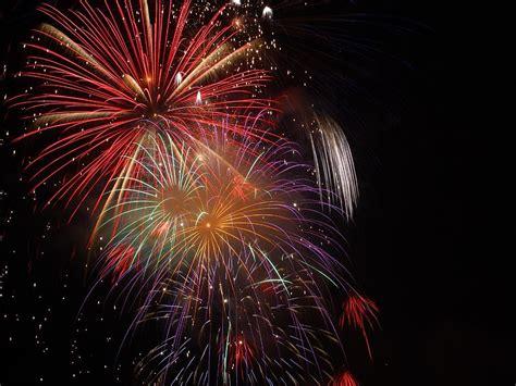 new year nyc 2016 fireworks vuurwerk