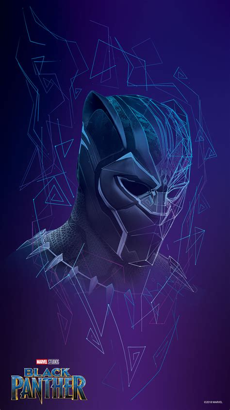 slick   black panther mobile wallpapers