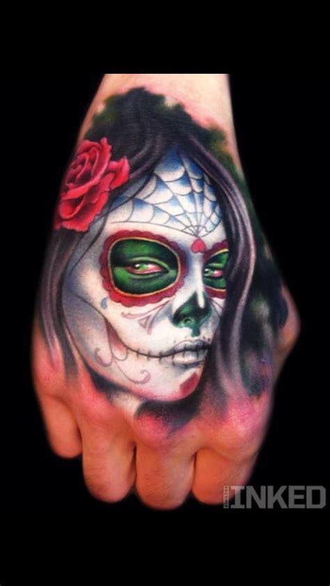 la catrina tattoo la catrina la catrina