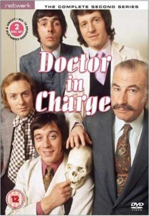 Doctor In The House Tv Series Doctor In Charge Complete Series 2 Dvd Zavvi Nl