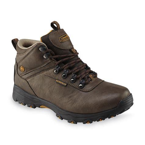 mens waterproof hiking shoes kmart