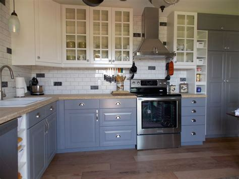 Ikea Kitchen Cabinet Construction 32 Best Images About Galley Kitchens On Pinterest Galley Kitchen Design Small Kitchens And
