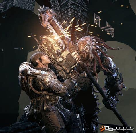 imagenes chidas de gears of war 3 gears of war 2 para xbox 360 3djuegos