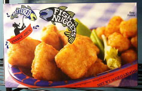 Fish Nugget So what s at trader joe s trader joe s battered fish