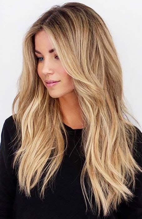 17 trendy long hairstyles for women the trend spotter