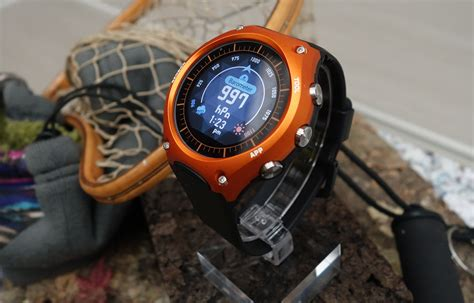Rugged Smartwatch by Casio S Smartwatch Is An Even More Rugged G Shock