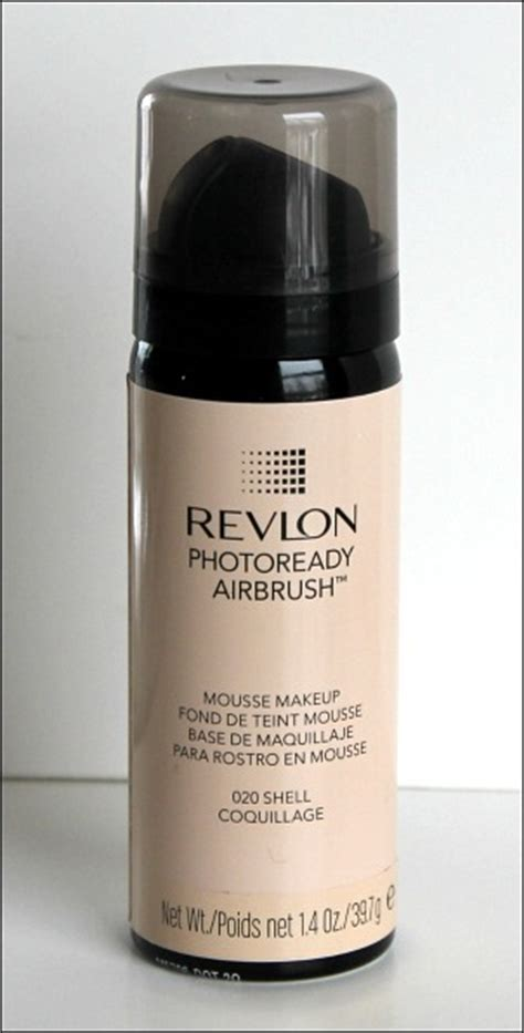 Revlon Photoready Airbrush revlon photoready airbrush mousse foundation review