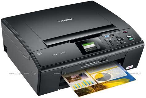 reset drukarki brother dcp j125 zarządzanie drukiem centrum druku brother dcp j125