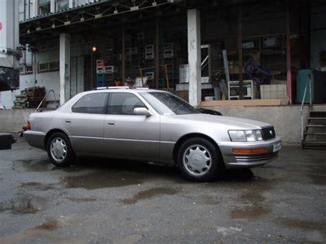 lexus ls400 1995 lexus ls400 specs