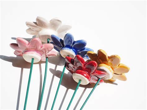 fiori di ceramica foto gratis fiori fiori di ceramica tonblumen