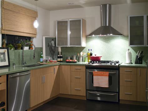 Kitchens With Green Countertops by Renovated Eco Friendly Kitchen Hgtv