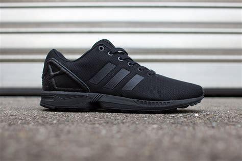 Black Zx Flux | adidas originals zx flux sneakers addict