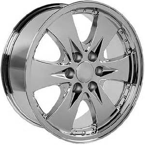Chrome Chevy Truck Wheels Chevy 20x8 5 Gmc Truck Chrome Mid Wheels Rims Buy 266