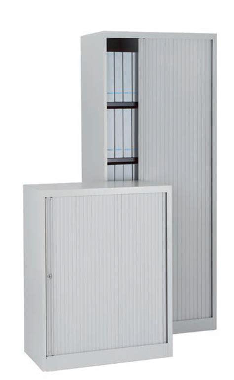 Armoire Bureautique by Armoires 224 Rideaux Verticaux Largeur 1200 Mm Meabi
