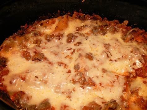 crock pot lasagna with cottage cheese crockpot lasagne favorite recipes