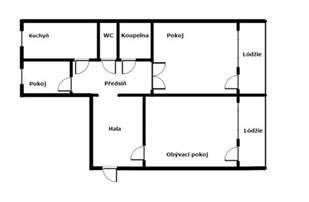 Basic Floor Plan Maker Easy House Floor Plans House Home Plans Ideas Picture