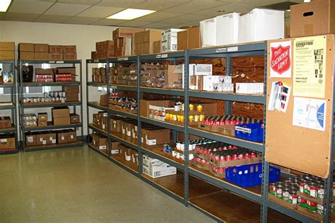 The Salvation Army Food Pantry by The Salvation Army Food Pantry Foodpantries Org