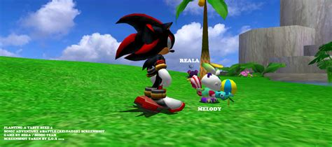 Sonic Chao Garden by The Chao Garden Dimension C