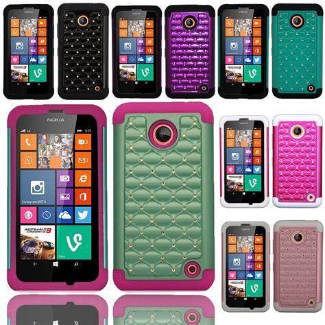 nokia windows phone cover for nokia lumia 630 635 hybrid heavy duty