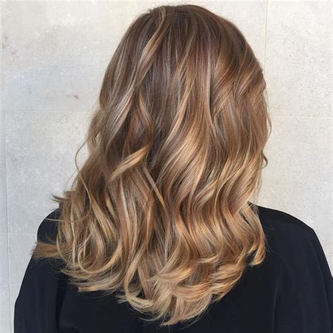 fall highlights for brown hair 50 alluring dark and light golden brown hair color ideas
