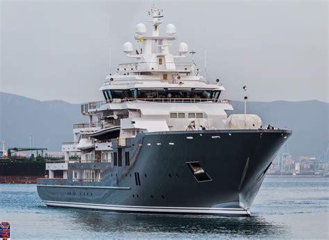 ulysses photo credit superyachts gilbraltar yacht - Jacht Ulysses