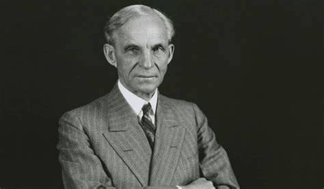 Henry Ford Accomplishments 10 Facts About