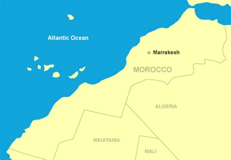 africa map morocco great deals and guides to africa morocco marrakech