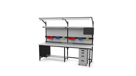 esd work bench steelsentry top rated esd workbench