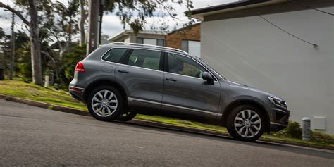 2016 Volkswagen Touareg V6 Tdi Review Caradvice