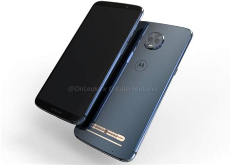 Moto Z3 Play El Dise 241 O Nuevo Motorola Moto Z3 Play En V 237 Deo