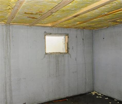 how to prevent water damage to a finished basement in
