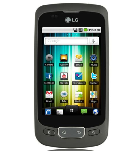 lg optimus  bluetooth wifi  gps pda phone  mobile excellent condition  cell phones