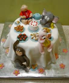 Elephant Decorations For Home Howtocookthat Cakes Dessert Amp Chocolate 1st Birthday