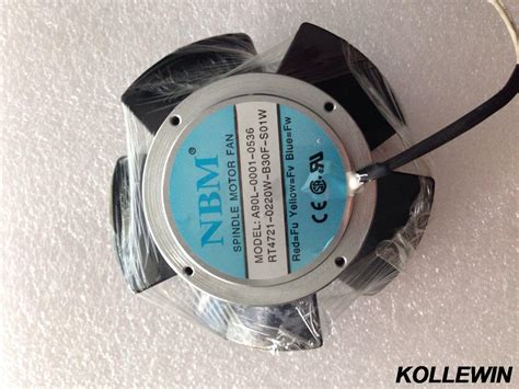fanuc spindle motor fan a90l 0001 0536 r new replacement fan for fanuc spindle