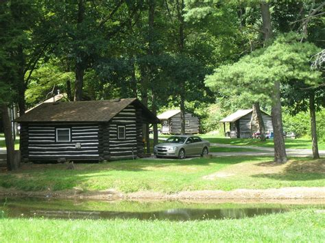 Cook Forest Cabins file cook forest state park indian cabins jpg wikimedia