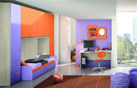 scrivania colorata scrivania per cameretta colorata completa di mensole e