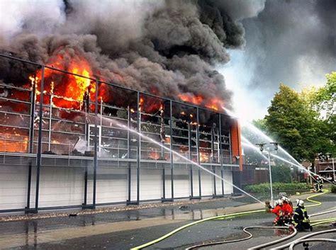 nordhorn zwembad zwembad in nordhorn afgebrand foto tubantia nl