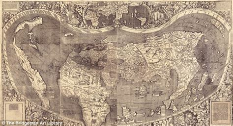 Oldest World Map by Ten Of The Greatest Maps That Changed The World Daily