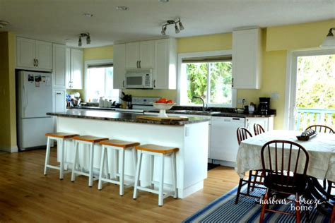 Dining Room And Kitchen Open Concept Look Back Journey Ahead It S A New Year Harbour