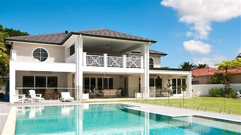 rent to buy houses gold coast a htons inspired mansion on the gold coast has sold for 5 5m realestate com au