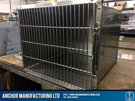 steel kennel sheffield kitchen canopy kitchen equipment fabrication anchor manufacturing ltd