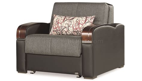 Sofa Plus Bed sleep plus sofa bed in gray fabric by casamode w options