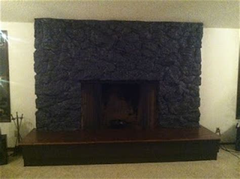 fireplace lava rock 1970s lavarock fireplace help 10 handpicked ideas to discover in other