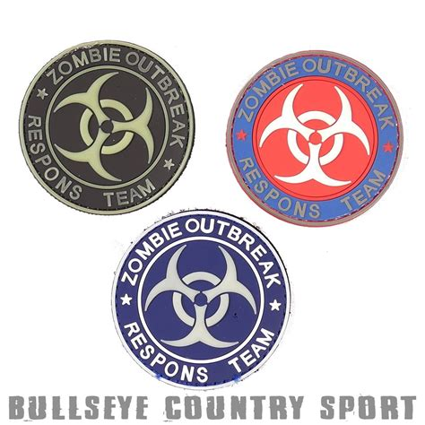 emerson pvc patch outbreak response patch velcro