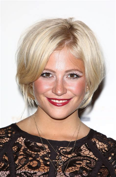 pixie lott bob short hairstyles lookbook stylebistro